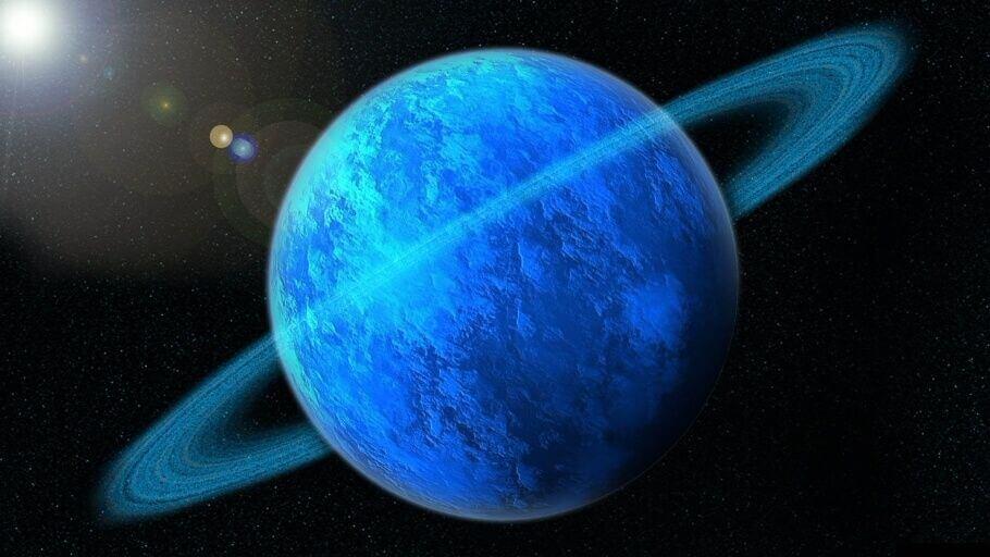 Далекая ледяная планета Солнечной системы Уран угрожает всему живому на Земле