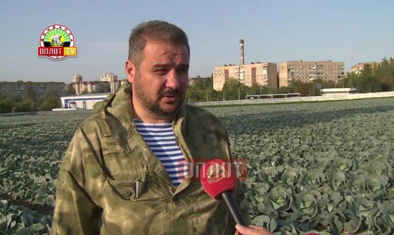 Террористы «ДНР» показали «минсдоха» Тимофеева и связали его покушение с выращиванием овощей, — кадры