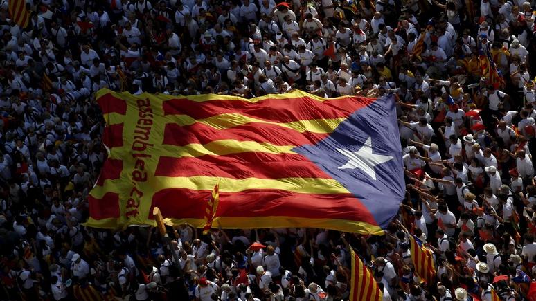 Российский сценарий гибридной войны: как сепаратисты Каталонии пытаются подать ложь под видом истины и добиться раскола Испании