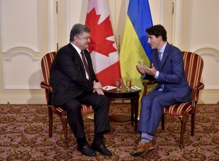 Климкин о встрече Порошенко и Трюдо: Канада намерена отстаивать ключевые интересы Украины, когда станет председателем G7