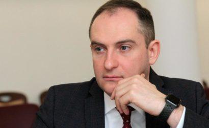 Гончарук указал Верланову на необходимость борьбы с коррупцией в его ведомстве