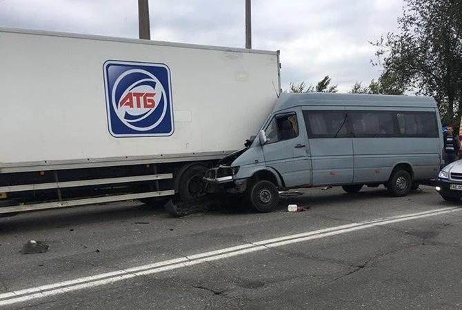 Полиция задержала маршрутчика, который устроил смертельное ДТП в Запорожье
