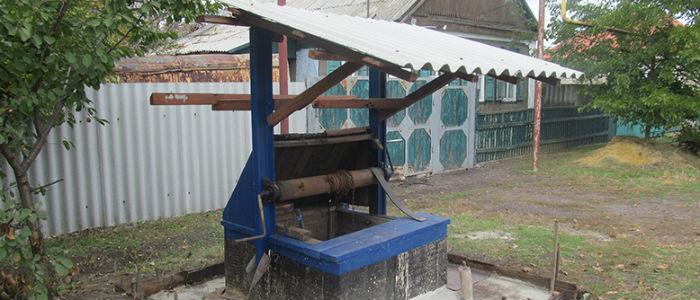 На Луганщине NRC восстанавливает колодцы общего пользования (Фото)