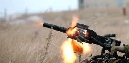 На Донбассе НВФ обстреляли район Новотошковки и Новомихайловки