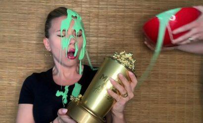 Как прошла MTV Movie & TV Awards: флешмоб поцелуев и Скарлетт Йоханссон в «зеленке»