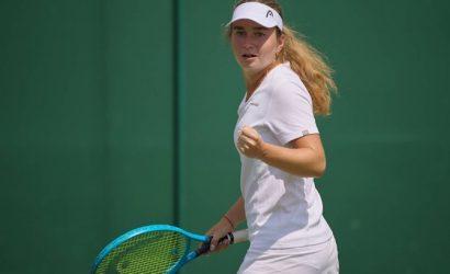 Теннисистка Дарья Снигур стала победительницей турнира во французском Пуатье