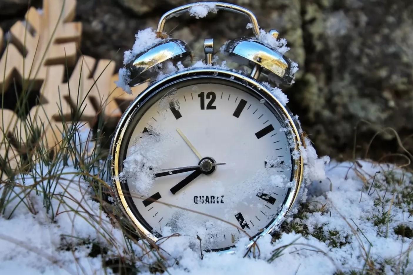 Украина перейдет на зимнее время