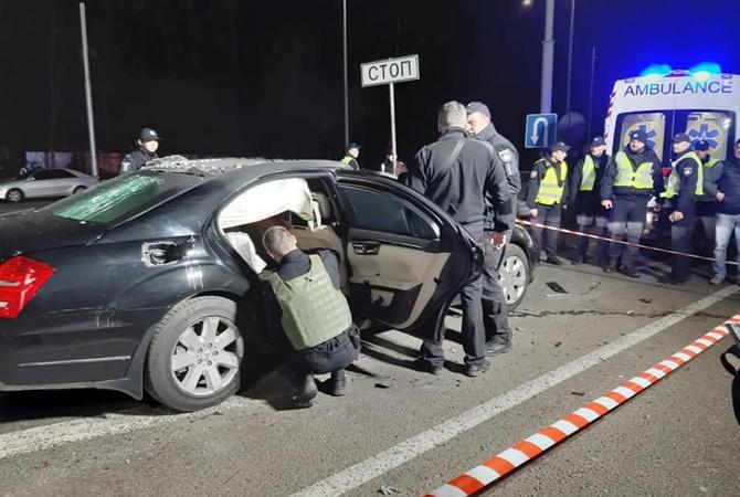 Стрельба, драка и взрыв авто: что произошло этой ночью