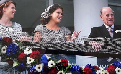Принцесса Евгения поделилась воспоминаниями о дедушке принце Филиппе: Я помню ваши руки, смех и любимое пиво