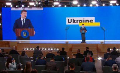 Владимир Зеленский – о заблокированных телеканалах: Работаем над их пожизненной блокировкой  в YouTube