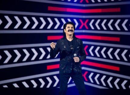 Павло Зибров возмутился русскоязычным анонсом концерта Олега Винника на украинском телеканале