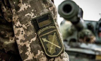 На Донбассе от атаки врага пострадали двое украинских защитников