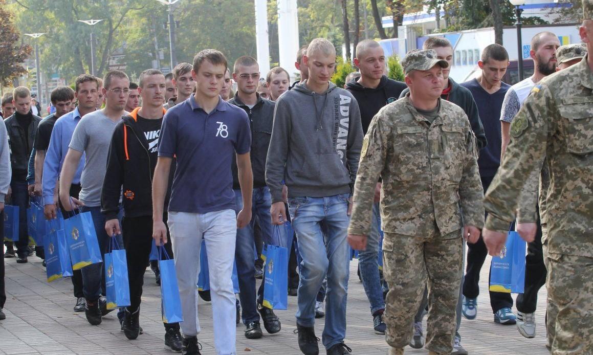 В Украине могут вернуть призыв на срочную службу с 18 лет