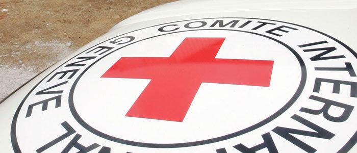 Красный Крест направил 3 грузовика с гумпомощью на неподконтрольный Донбасс