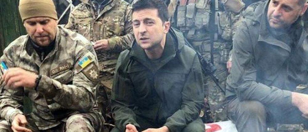 Разведение войск: Ветераны АТО вывезли оружие из Золотого