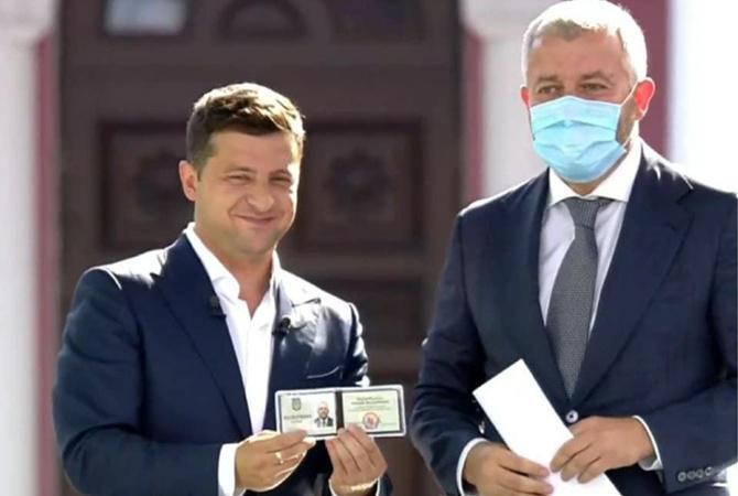 Кировоградского губернатора уволят менее чем через год после назначения