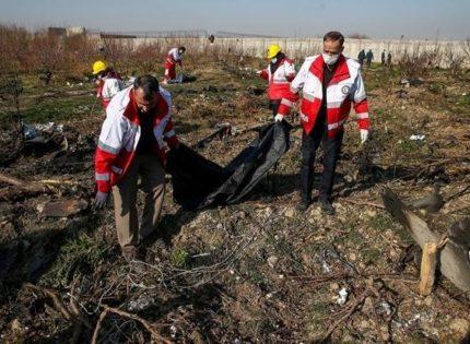 Иран предложил выплатить семьям погибших украинцев в авиакатастрофе МАУ 80 тысяч долларов
