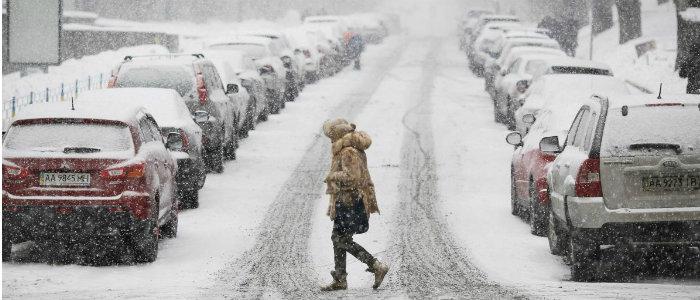 Неустойчивая погода: Какой будет зима в Украине