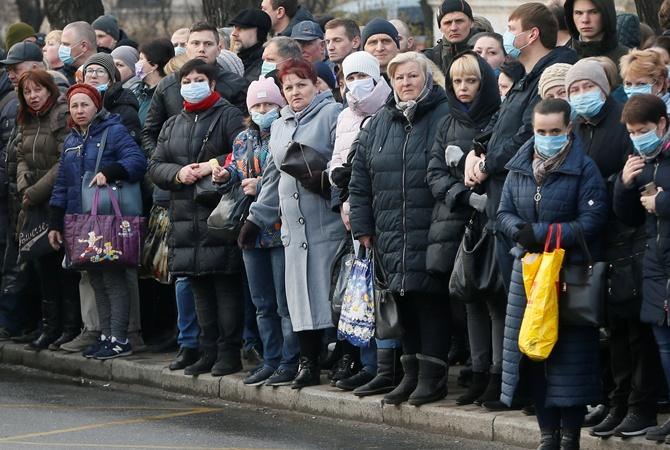 Киев может стать «желтым» еще до майских праздников
