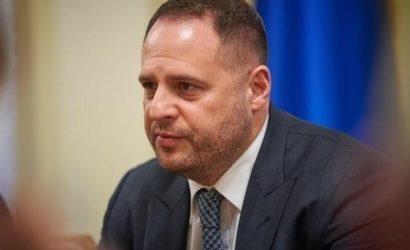 Ермак: Зеленский закончит войну на Донбассе за время президентства