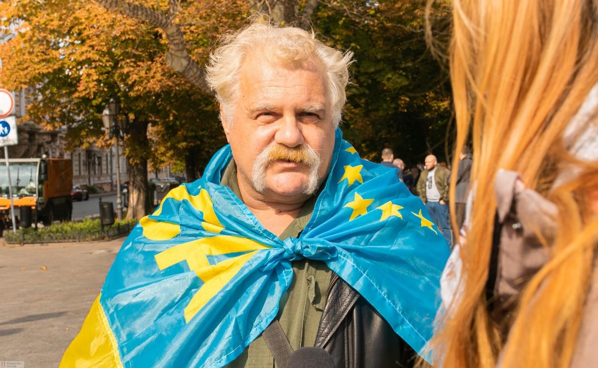 Посольство США призвало американцев к осторожности из-за марша в Киеве
