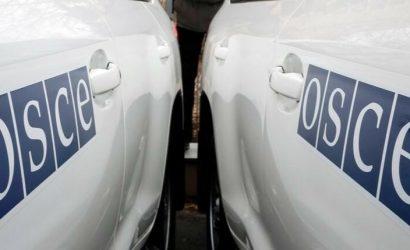 Перемирие: ОБСЕ зафиксировала 2,5 тысяч нарушений режима прекращения огня на Донбассе