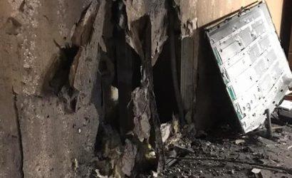 Взрыв в квартире на Луганщине: Отец и сын разбирали гранату (Фото)