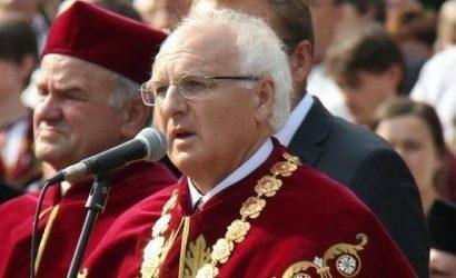 Святослав Вакарчук рассказал, как Львовский университет увековечил имя его отца