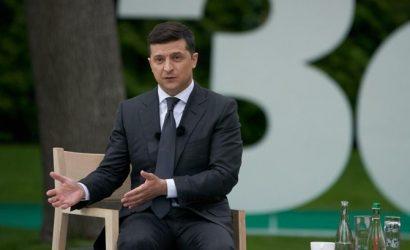 У Зеленского анонсировали «широкую» пресс-конференцию к двухлетию вступления в должность