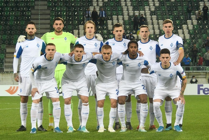 Битва лидеров: «Динамо» — фаворит в игре с «Копенгагеном»