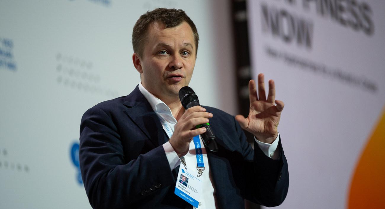 Шутка от Милованова: «Я не скрываю, что я дебил»