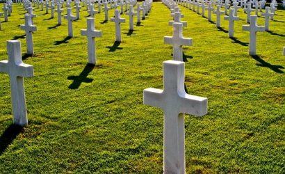 Рада поддержала за основу законопроект о создании Национального военного кладбища