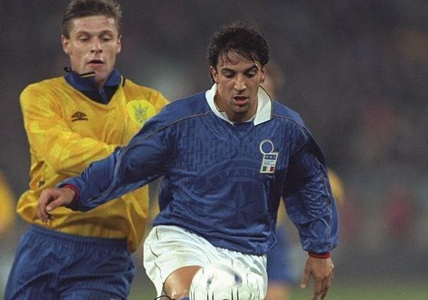 История ЧЕ-1996: дебют Украины и ни одного игрока «Динамо» в составе