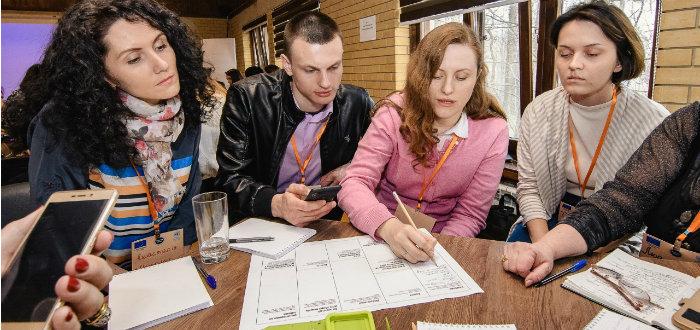 Для жителей Донбасса и переселенцев проведут тренинги по развитию бизнеса