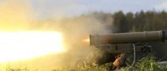 НВФ обстреляли Новотошковское из гранатометов и оружия БМП