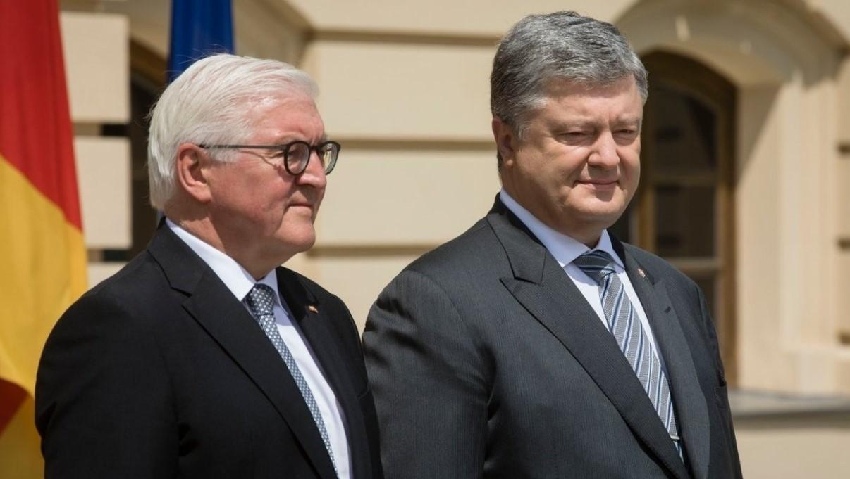 Штайнмайер удивился, что в Украине критикуют его формулу