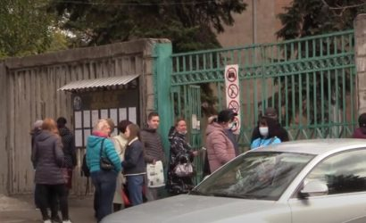 В «ДНР» более 160 тыс. человек получили паспорта Российской Федерации (Фото)