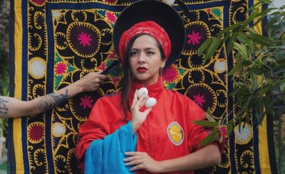 "Россию на «Евровидении-2021"" представит MANIZHA — звезда Инстаграм и уроженка Таджикистана"
