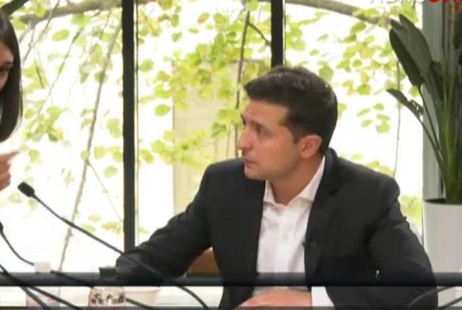 Зеленский рассказал, в каком  случае Украина не пойдет на перемирие