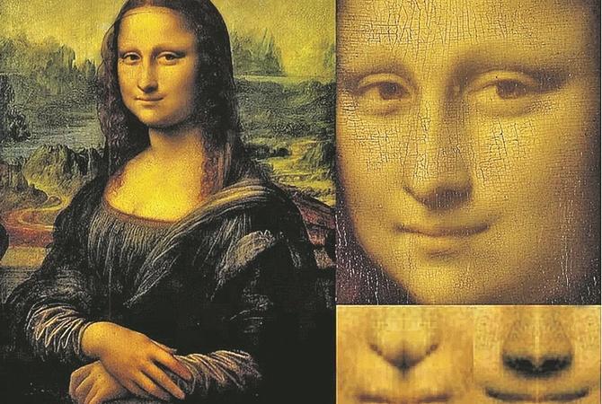 Ученые уверяют: Мона Лиза не улыбается, а просто скривила рот