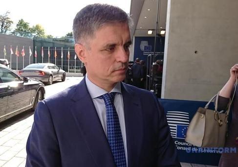 Пристайко назвал условия для проведения выборов на Донбассе