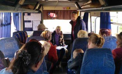 Бесплатные автобусы на Донбассе: В «АДРА Украина»  рассказали о новом расписании