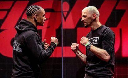 Скандальный украинский боксер в США после нокаута покинул ринг на носилках