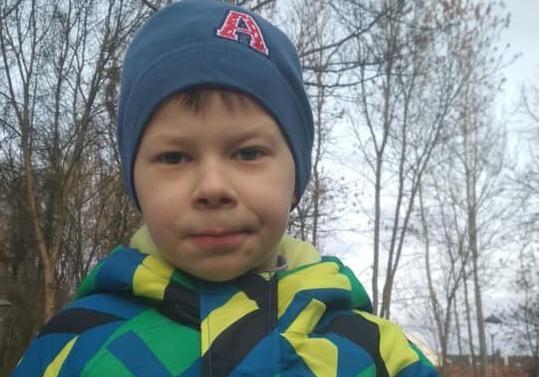 Во львовском парке полиция нашла маленького мальчика