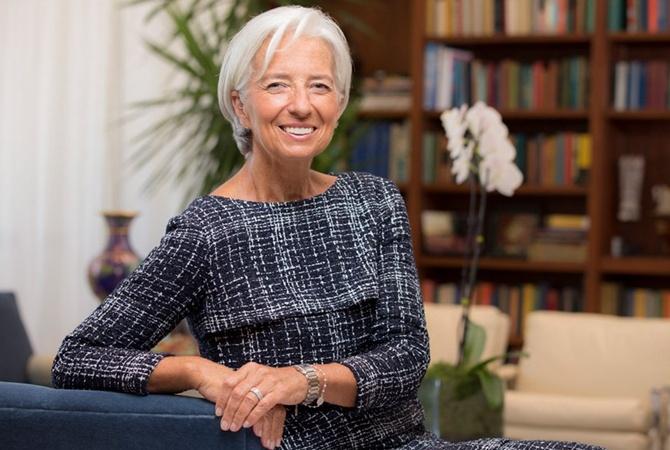 Ушедшая из МВФ Кристин Лагард нашла новую работу