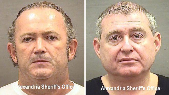В США арестовали двух соратников Джулиани