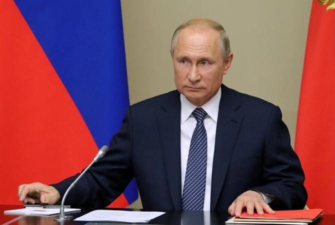 У Путина ответили на предложение Зеленского встретиться на Донбассе