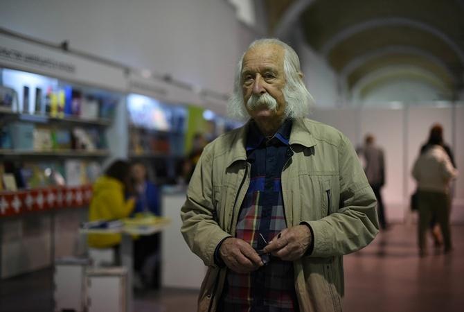 Зеленского просят создать музей Ивана Марчука