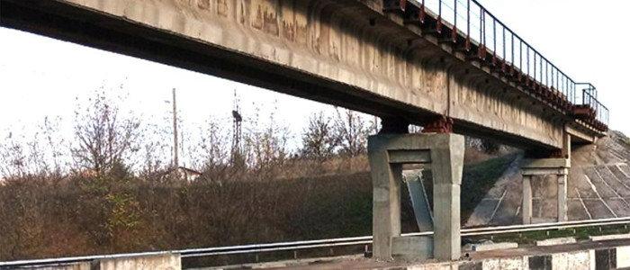 В «ДНР»: Под Донецком восстановили путепровод после  «диверсии»