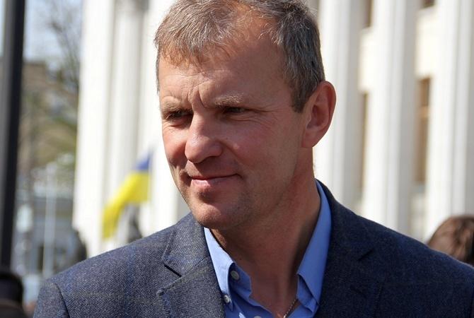 Задержанный в Польше активист Игорь Мазур вернулся в Украину